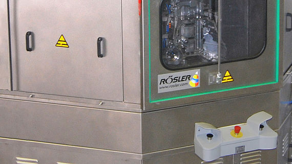 INDEX rotary washing systems
