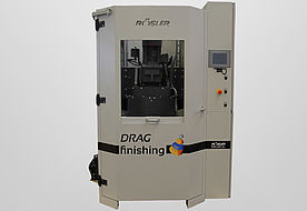 Functional design with innovative technology  - the first step in the professional drag finishing process