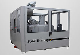 Surf Finishing for targeted individual part finishing